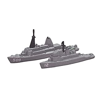 TRI-ANG Triang USS Ardent MCM 12 and USS Adroit MSO 509 Model
