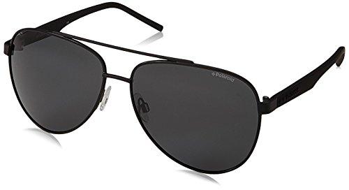 Polaroid - PLD 2043/S - Sonnenbrille Herren Fliegerbrille - Leichtes Material - Polarisiert 100% UV400 schutz - Schutzkasten inklusiv