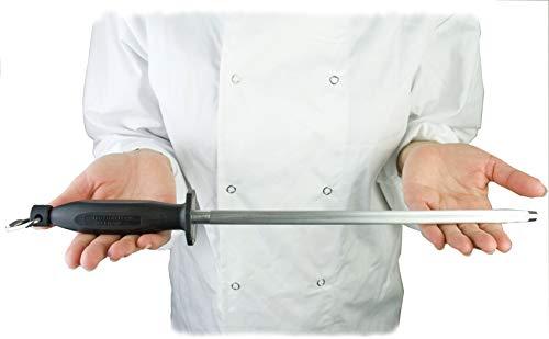 Fusil à aiguiser 30,5 cm par Dolomiten Inox