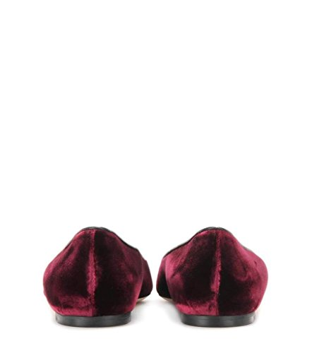 EDEFS - Ballerines Femme - Bout Pointu Chaussures - Confort Plat Femmes - Gold ou Noir ou Beige Velvet
