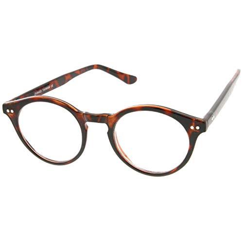 Kiss Brillen in neutralen stil MOSCOT mod. WAVE Johnny Depp - optischen rahmen Leichte RETRO mann frau unisex - HAVANNA