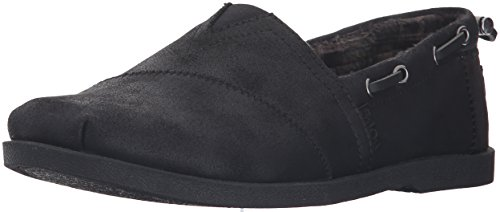 Bobs by Skechers Urban Trails Tessile Mocassini Black/black