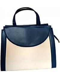Cyndrella Apparels Women's Casual Multi-Coloured Handbag (CYN-013_Multi-Coloured)