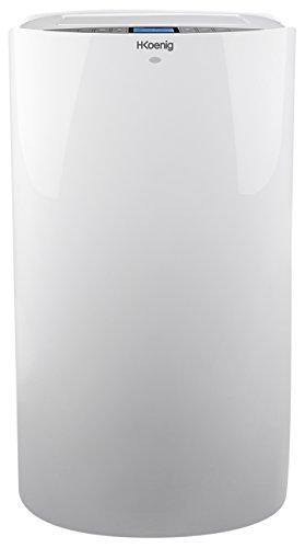 H.Koenig KOL6012 Climatiseur mobile silent Blanc