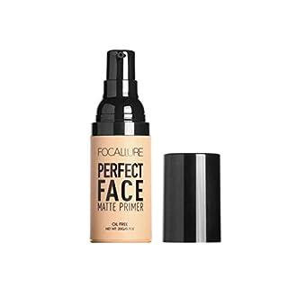 Makeup Primer clifcragrocl Waterproof Oil-Control Long-Lasting Face Natural Makeup Primer Cream Cosmetic