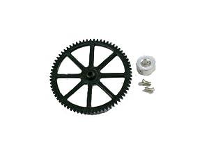 Jamara 030431 - Engranaje para el Eje Interior del Rotor Principal Lama 2 Importado de Alemania