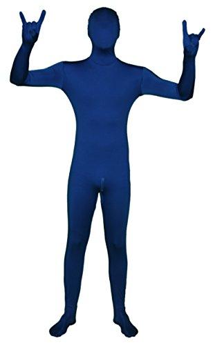Blauer Morphsuit - Leikese Sporting Goods Catsuit Ganzkörperkostüm in