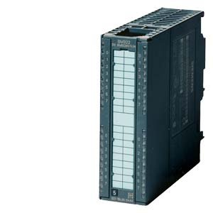SIEMENS S7-300 - TARJETA SALIDA DIGITAL SM322 8DC 24V5A/AC230V 5A