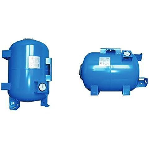 Caldera Impresión Depósito 50L universal horizontal o vertical Membrana Hervidor de agua
