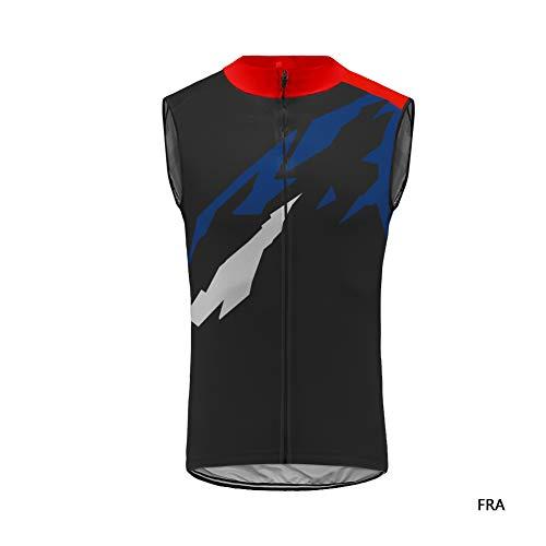 Uglyfrog® Weste Outdoor Weste Mit Stehkragen für Damen und Herren Winter Kleidung für Motorrad Bike Riding Sports Waer DEHerrenZRV31 -