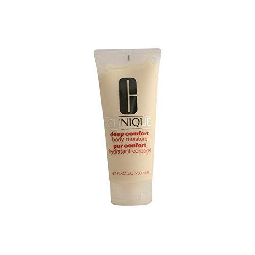 Clinique - DEEP COMFORT body moisture 200 ml
