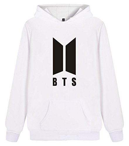 SERAPHY Unisex BTS Hoodies Bangtan Boys Sweatshirt With Fleece Suga Jin JIMIN Jung Kook J-Hope Rap-Monster V