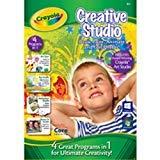 Zeichnung Studio (Crayola Creative Studio Zeichnung, Malen, Animieren und Bearbeiten von Fotos, CD-ROM)