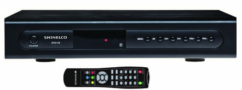 Receiver DVB-T Digital Shinelco DTD 109