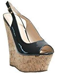 Sandali con punta aperta per donna Justglam