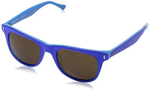 Vespa Eye, Montures de lunettes Mixte Adulte, Bleu (Blu/Celeste), 51