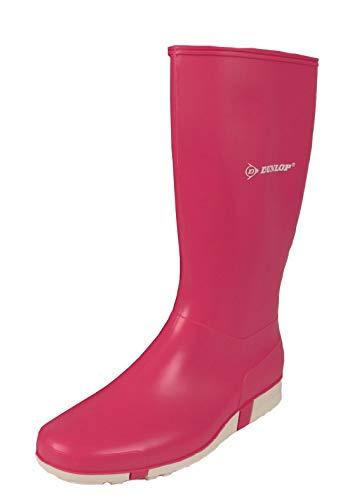 Dunlop Boys Girls Kids Junior Waterproof Wellies Wellington Boots