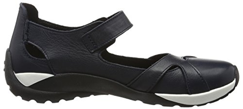 Camel Active Moonlight 71, Ballerines Femme Bleu (Midnight 06)