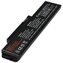 subtel® Batería premium (4400mAh) para Fujitsu-Siemens Amilo La 1703 / Li 1703 / ESPRIMO Mobile V5515 / V5535 / V5555 / V6515 / V6555 bateria de repuesto, pila reemplazo, sustitución