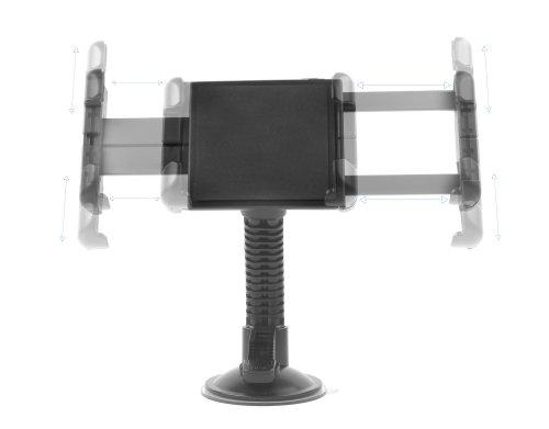 Fire//Kindle Fire Support Tablette Voiture D/étenteur Pare-Brise Automobile pour Samsung Galaxy Tab Active//Note Apple iPad Microsoft Surface Pro 4 Tesco HUDL IdeaTab Yoga