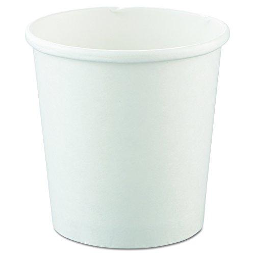 dart 14875 DSP à nourriture, H4165-2050, 16 G, Blanc (lot de 500)