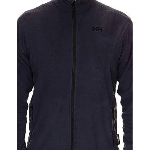 31K2huNw9iL. SS500  - Helly Hansen Daybreaker Full Zip Fleece Vest for Men with Polartec Technology