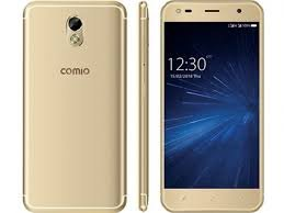 COMIO C2 LITE, SUNRISE GOLD, 16 GB