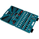 TOOL KIT, SERVICE ENGINEERS, 91PC P-46470 By MAKITA