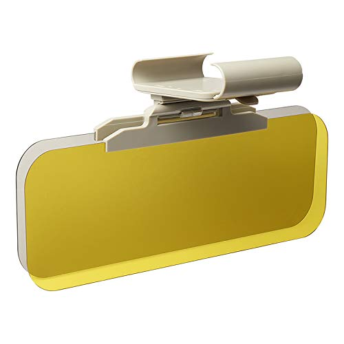 ProPlus 240014 Sonnenblende Verlängerung 320x120x2mm Blendschutz Auto + Nachtsicht Sichtschutz