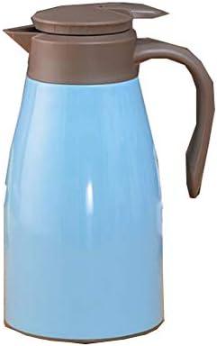 Boyi Outdoor Caraffa Termica Thermos Pot Isolante pentola 2L Vuoto Inossidabile in Acciaio Inossidabile Vuoto per Uso Alimentare Isolato per Acqua 725027