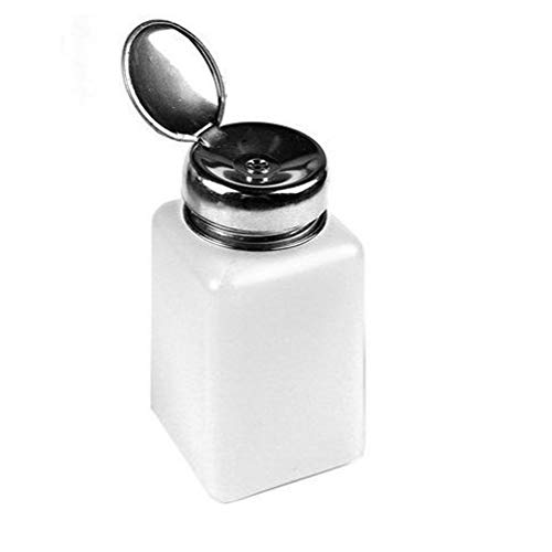 Hilai 200 ML Push Down Spender Nagellackentferner Pumpe Leere Flasche Dispenser...