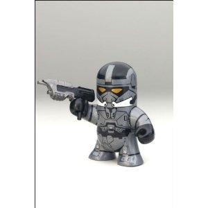 figurine Halo 3 McFarlane Toys Odd Pod Stylized Figure Steel Spartan EOD (Assault Rifle)