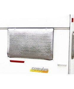 Preisvergleich Produktbild Hindermann Thermomatte für Wohnwagen Luftpolsterfolie,  33793