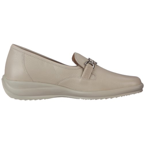 Ganter SENSITIV Hedy Weite H 1-205277-0100, Chaussures basses femme Beige-TR-SW43