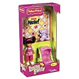 Fisher-Price Loving Family Hispanic Dollhouse Figures - Toddler by Fisher-Price (English Manual)