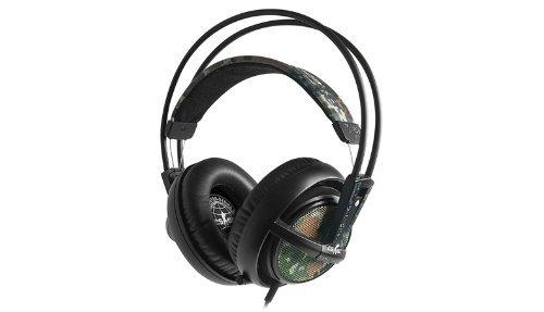 SteelSeries Siberia V2 Gaming Headset - Counterstrike Global Offensive Edition (Zertifiziert generalüberholt)