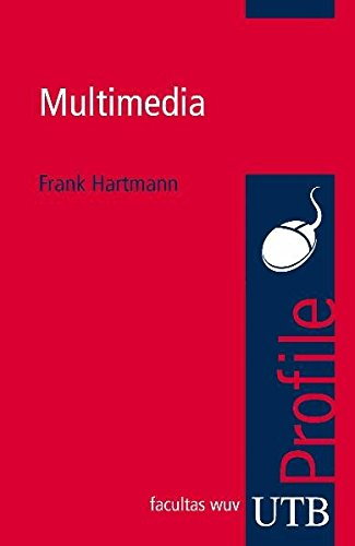 Multimedia (utb Profile, Band 3033) Buch-Cover