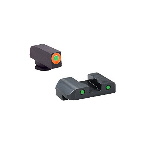 Ameriglo Spartan Operator Sight Set for All Springfield XD Models, Green by AmeriGlo