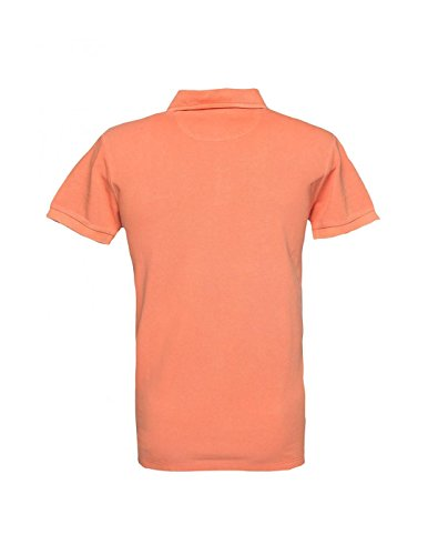 Poloshirt DRN orange Orange
