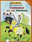 Punkterätsel auf der Ritterburg