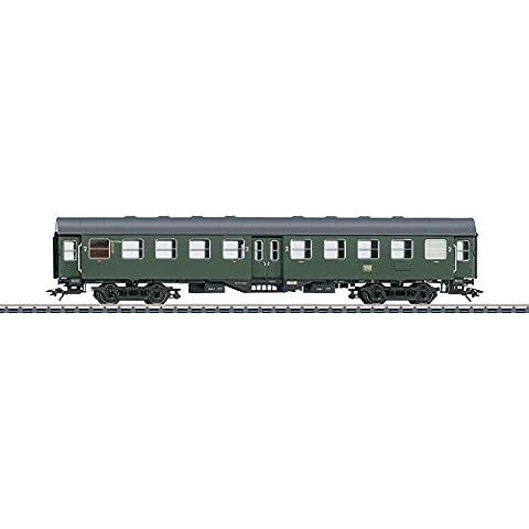 Märklin 41320 - Trenes en miniatura, vagón de pasajeros de la DB, segunda clase