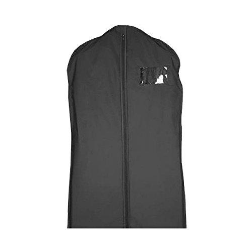 Basic Kostüm B (Kleidersack Kleiderhülle mit Reißverschluss schwarz verschiedene Längen und Varianten (Basic)