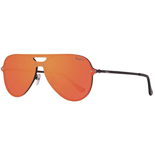 Pepe Jeans Unisex-Erwachsene PJ5132C1143 Sonnenbrille, Schwarz (Black), 143