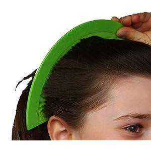 SPEEDIPOU (+ sein Busch) • Läusekamm • Effizienter Kamm zur Entfernung von Läusen und Nissen ohne Produkt (227 Zähne) • Für Kinder und Erwachsene geeignet • Hergestellt in Frankreich