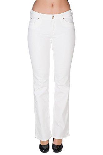 Lee Joliet bootcut Jeans Donna Bianca L534FR12, Size:W31/L31