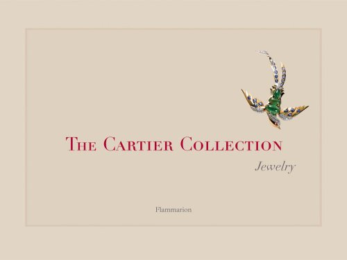 Cartier Collection: Jewelry