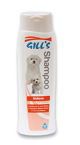 CROCI Gill's Shampoo Maltese, 200 ml