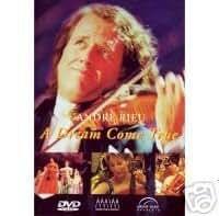 Andre Rieu - A Dream Come True [DVD] (German Import)