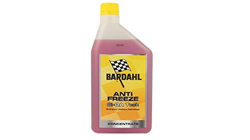 Bardahl Antifreeze si-oa Tech Violet antigel concentré -37 °C + 108 °C 1 lt