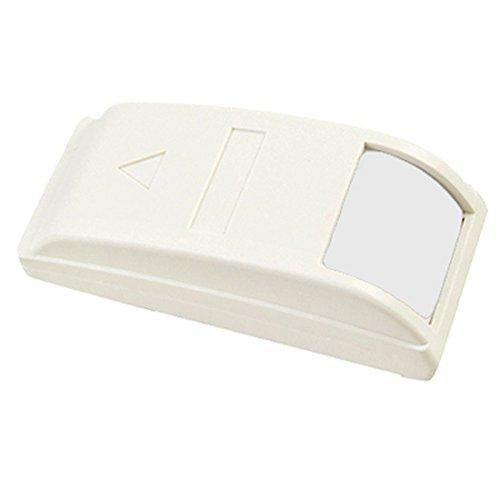 muro-monta-infrarossi-soffitto-tenda-pir-rilevatore-bianco